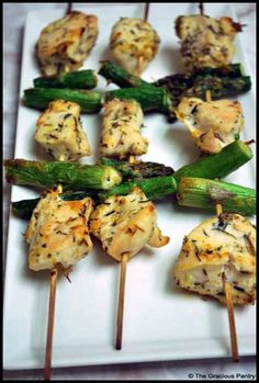 Clean Eating Chicken Kabobs