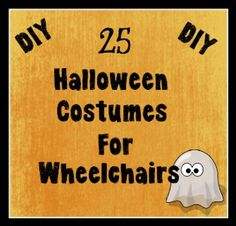 25 Halloween Costumes for Wheelchairs