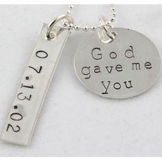 god gave me you!!