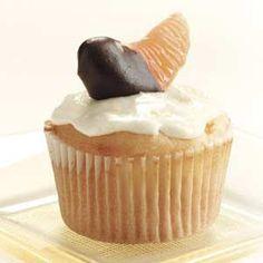 clementine cupcakes (white cake mix)