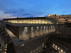 Acropolis Museum, Athens, Greece.