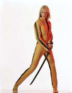 """Beatrix Kiddo, """"Kill Bill: Vol. 2""""."""