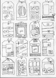 Tag sketches