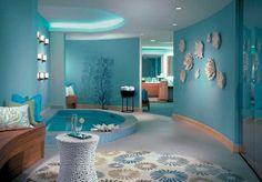 ocean bathroom....yep still dreaming