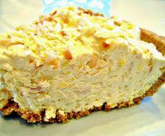 Tropical Coconut Cream Pie