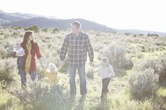 My daughter and her family! The Ence Family | Southern Utah Family Photographer » alyssa ence photography