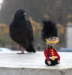 Queen's Guard Toy Kn
