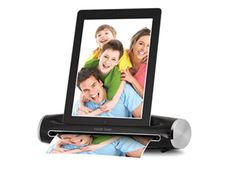 iPad PhotoScanner