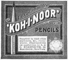 Koh-i-noor 1913