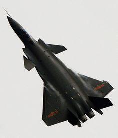 China's J-20 Mighty Dragon