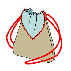 Kristin Laflamme Square Bag Free Sewing Tutorial