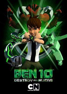 Ben Ten - Destroy All Aliens
