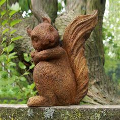 Orlandi Statuary Forest Squirrel