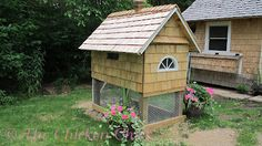 How to Build a Backyard Quail Coop #Quail www.FreeHenHousePlans.net www.Efowl.com/?Click=32918