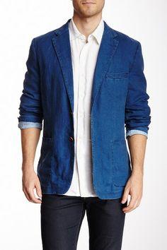 linen blazer #summer #style