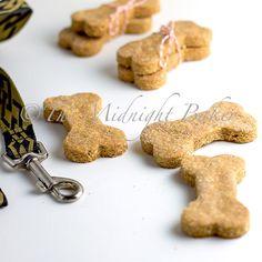 Chicken Cheese Dog Biscuits