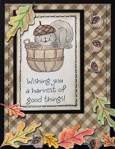 Inky Antics Rubber Stamps