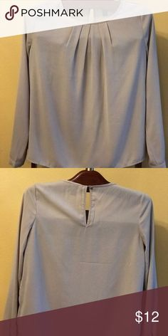 Blouse Long sleeve b