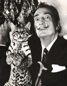 Dali & Cat