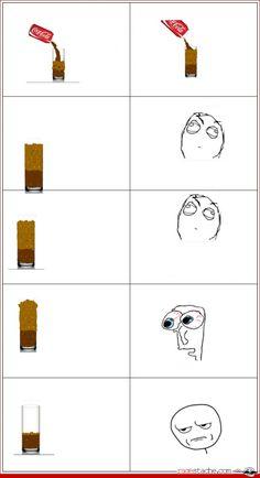 Coke. haha so true