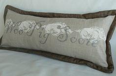 Hogs pillow
