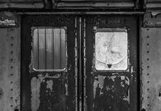 The Coney Island 983 vintage subway car from New York City.