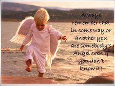 Somebody's Angel