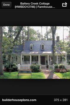 Beautiful Cottage posted by Redlandspoodles.com