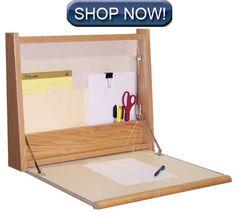 Drop Down Desk Ideas On Pinterest Folding Desk Writing