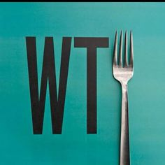 What the fork! For my non swearing friends :-)