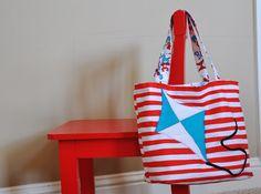 DIY: Dr Seuss Book Bag
