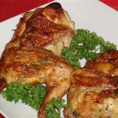 Cornish Game Hens Ricardo Allrecipes.com