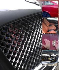 Take a  look at  our Detailing Extra`s  on out  brand  new  website and  any questions  let us  know  http://kleenmachine.org/DetailingExtras.htm