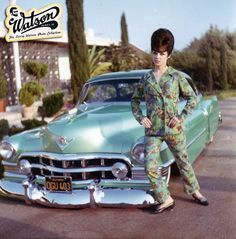 Larry Watson's personal photo collection.  Wow.  #hotrod #kulture #custom #cars
