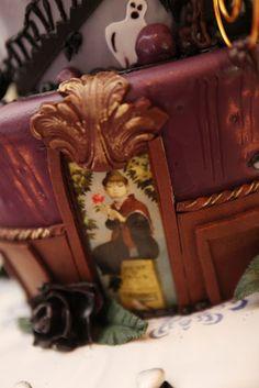 Haunted Mansion Cake!