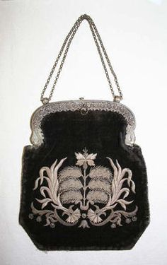 Bag Date 19th century