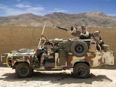 SVOS provide a range of armoured vehicles for the military and private security sectors. - Image - Army Technology