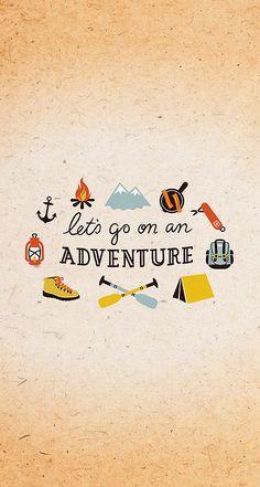 always planning the next adventure.