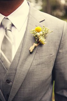 Groomsmen: This is precisely what I want the men to wear!