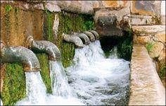Los nueve caños, UBRIQUE, Ruta de los Pueblos Blancos,CADIZ  Andalucia Spain