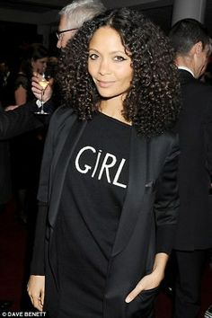 Thandie's Curls Natural Hair Pictures #NaturalHair