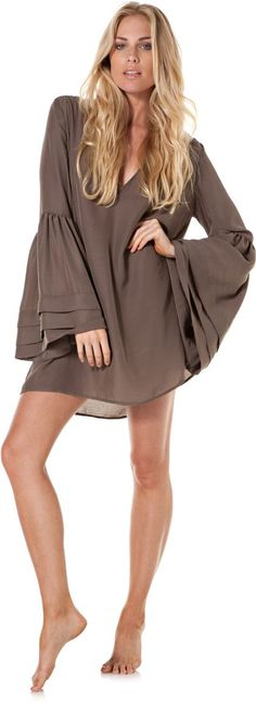 beaches, woman fashion, hair colors, cloth, sleev, dresses, bells, blog, mumu dress