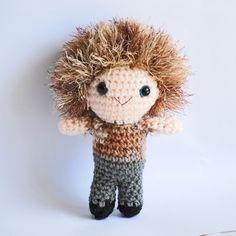 """CHAD Crochet Amigurumi Doll by Yillup, via Flickr"" #Amigurumi  #crochet"