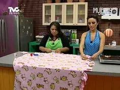 ▶ Haz una Cobijita para Bebé (METVC) - YouTube