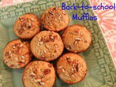Chobani muffins
