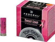pink shotgun shells