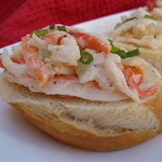 Crabmeat Salad Allrecipes.com