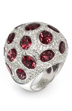 Ruby and Diamond Ring by, Nicol's