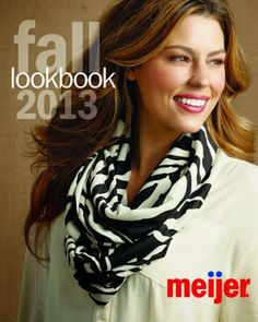 Get Fall Fashion Style on the Cheap at Meijer #MeijerStyle and enter to WIN a $100 Meijer Gift Card - ENDS 9/29/2013