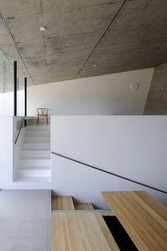 Beach House - I, Mie, 2011 by Takashi Yamamori #japan #house #beach #design